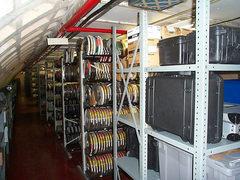 Film Reel Storage