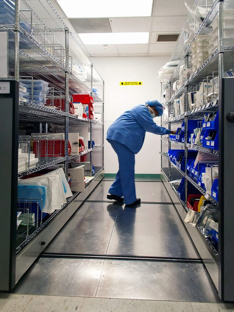 Pharmaceutical Sector Storage