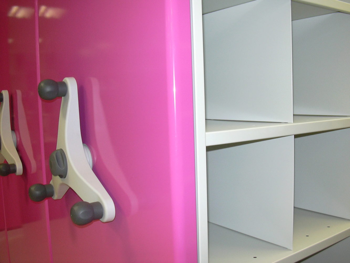 The main advantage of roller storage is the large increase in volume it gives when compared to static shelves.