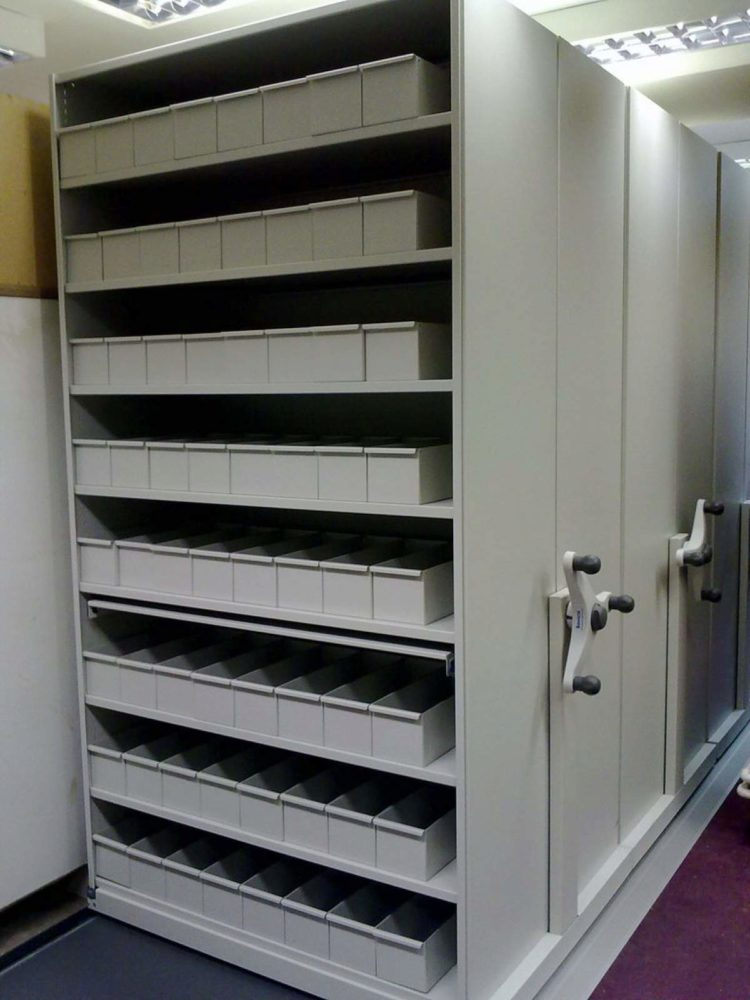 Laboratory Research Storage Solutions