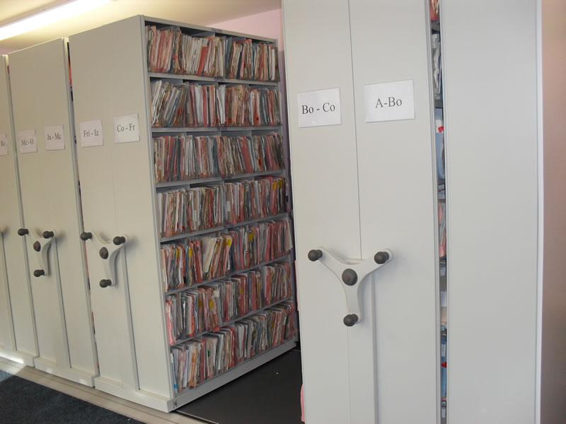 Deeds Document Storage