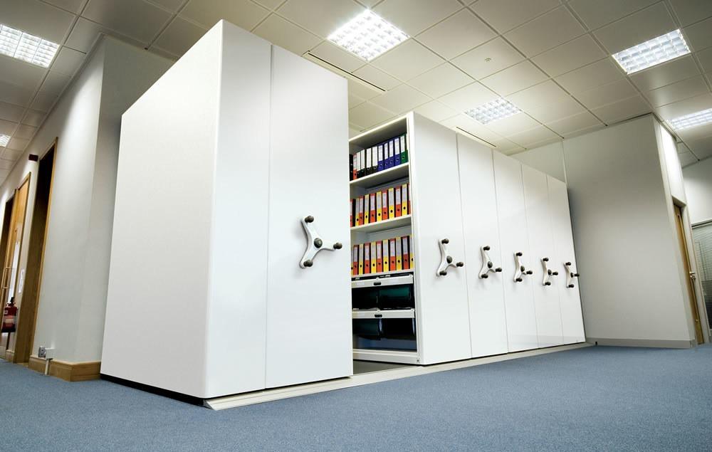 Roller Storage System